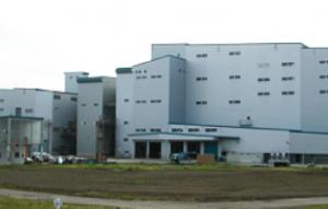 麦乾燥調整施設